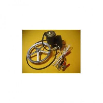 Электропривод для медогонки 12 V 90W C установочным комплектом