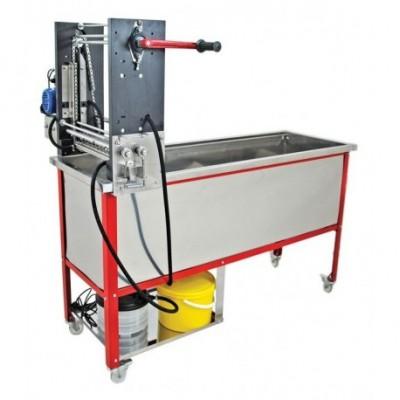 Станок для распечатывания рамок с ручной подачей рамок W20960